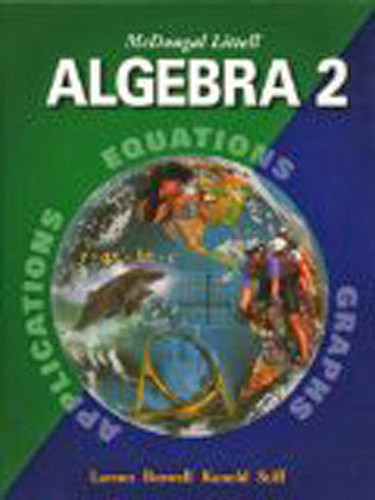 Mcdougal Littell Algebra 2