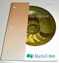 Pre-Algebra - Math-U-SEE