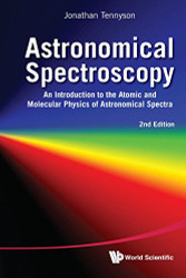 Astronomical Spectroscopy