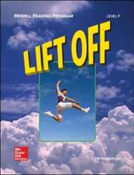 Merrill Reading Program Lift Off Student Reader Level F