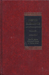 Finite Elements: An Introduction. Volume I
