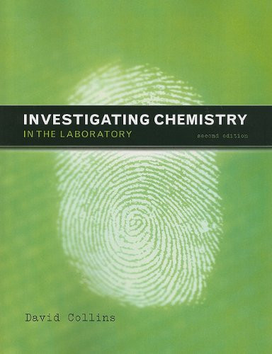 Lab Manual for Investigating Chemistry