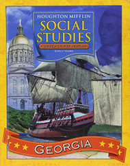 Houghton Mifflin Social Studies Georgia Level 4