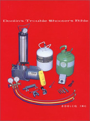 Doolin's trouble shooters bible: Air conditioning refrigeration heat pumps heating