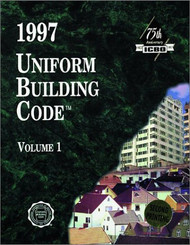 1997 Uniform Building Code Volume 1