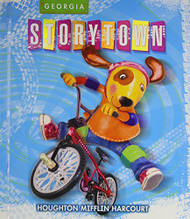 Harcourt School Publishers Storytown Georgia Se Rolling Along Level 2-1 G