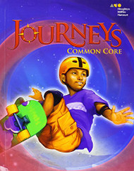 Journeys Common Core Student Edition Grade 6 2014