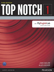Top Notch 1 Student Book with MyEnglishLab