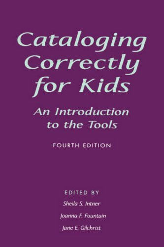 Cataloging Correctly For Kids
