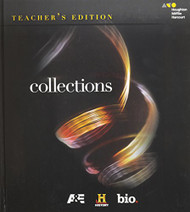 Houghton Mifflin Harcourt Collections Teacher Edition Grade 11 2015