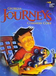Houghton Mifflin Harcourt Journeys Georgia Common Core Grade 4