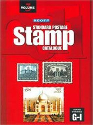 Scott 2011 Standard Postage Stamp Catalogue Vol. 3 Countries of the World- G-I