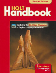 Holt Handbook California