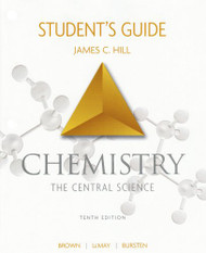 Student's Guide For Chemistry