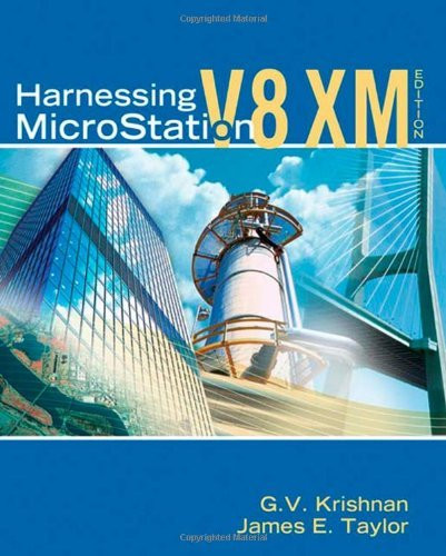 Harnessing Microstation Xm Volume 8