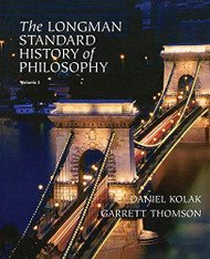 Longman Standard History Of Philosophy And 2 Volume 1