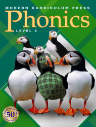 Modern Curriculum Press Phonics Level C