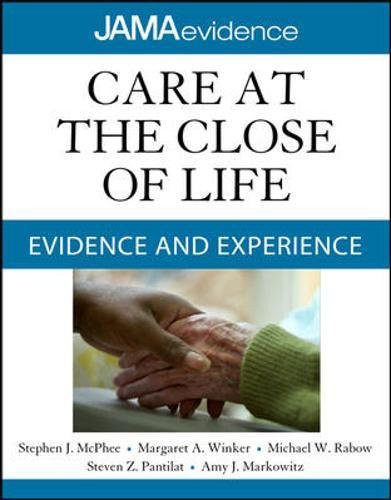 Care At The Close Of Life