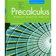 Precalculus - Teacher's Edition