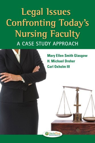 Legal Issues Confronting Today's Nursing Faculty