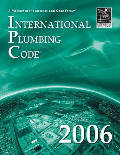 International Plumbing Code