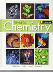 Pearson Chemistry Indiana Edition