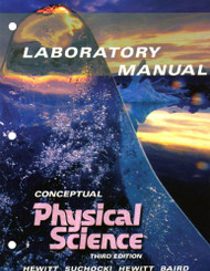 Conceptual Physical Science Lab Manual
