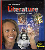 Holt Mcdougal Literature Grade 8
