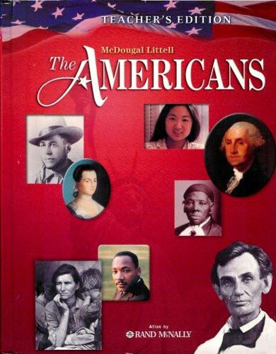 Americans: Teacher Edition