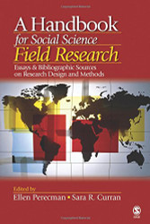 Handbook For Social Science Field Research