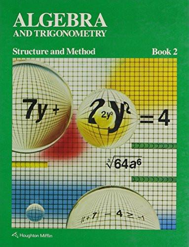 Algebra And Trig Book 2/Grade 11