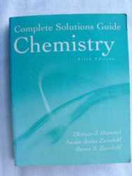 Chemistry: Complete Solutions Guide