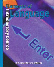 Elements Of Language Grade 6 Introductory Course