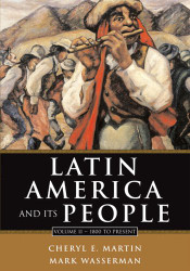 Latin America And Its People Volume 2