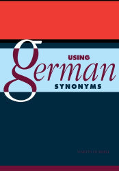 Using German Synonyms