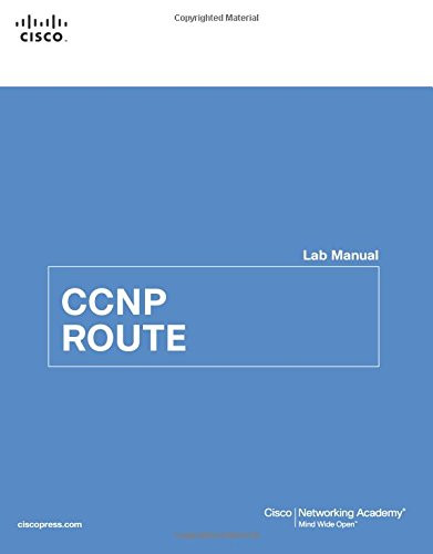 CCNP ROUTE Lab Manual