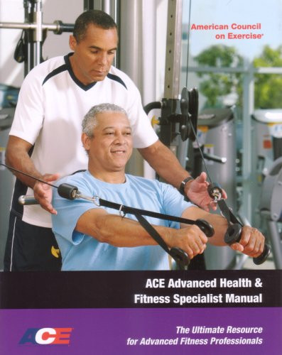 Advanced Health And Fitness Specialist Manual