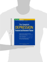 Complete Depression Treatment And Homework Planner