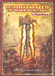 Warhammer Fantasy Rulebook - Rulebook - English