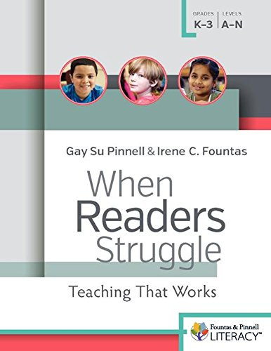 When Readers Struggle: Teaching That Works