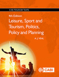 Leisure Sport And Tourism Politics Policy And Planning