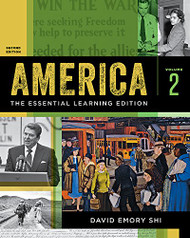 America The Essential Learning Edition Volume 2
