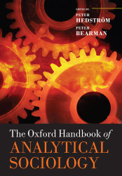 Oxford Handbook Of Analytical Sociology