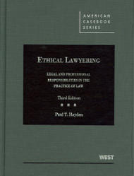 Ethical Lawyering