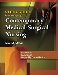 Study Guide For Daniels/Nosek/Nicoll's Contemporary Medical-Surgical Nursing