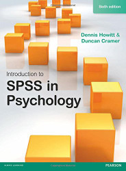 Introduction to SPSS in Psychology