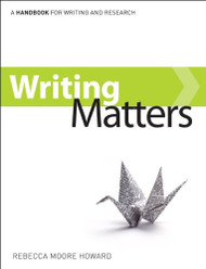 Writing Matters - Tabbed