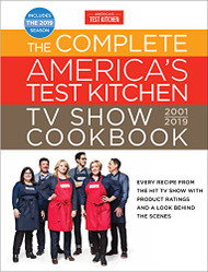 Complete America's Test Kitchen TV Show Cookbook