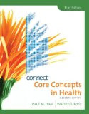 Connect Core Concepts In Health Brief Version   Insel Paul
