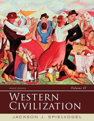 Western Civilization Volume 2 Since 1500
